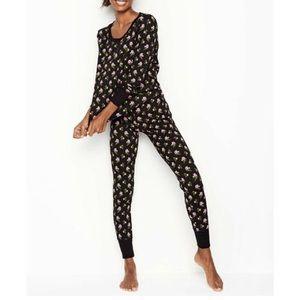 Victoria's Secret Thermal Pajama Set